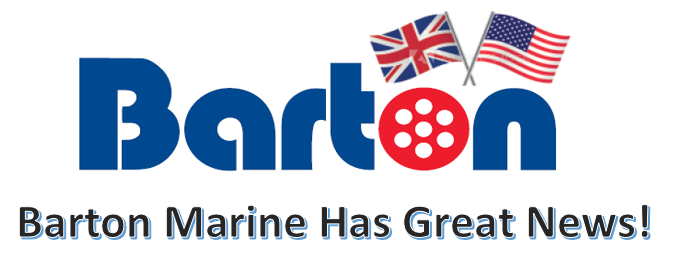 Barton marine Has Great News