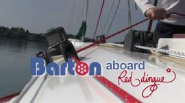 Barton Marine Red Dingue Video