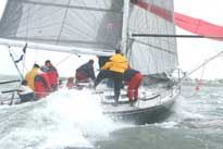 Barton Equipped 'Assasin' wins Ramsgate week gold cup 2006
