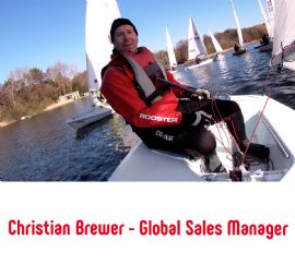 Christian Brewer - Barton Global Sales Manager