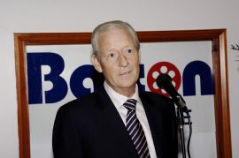 David Coleman, Managing Director of Barton Marine