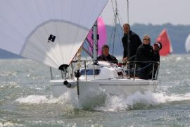 'Joystick' at the J/80 World Championships