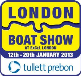 Tullett Prebon London Boat Show 2013