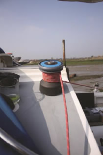 Fitting the Barton Wincher - Step 4: Fitted - Self Tailing